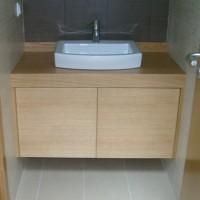 Móvel WC 2 portas