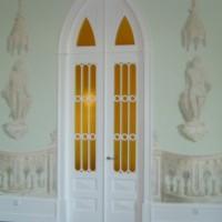 Recuperação Palácio Sintra - Porta Interior Lacada (Trabalho Final)