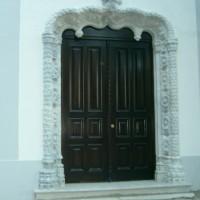 Recuperação Palácio Sintra - Porta de Entrada 4(Trabalho Final)