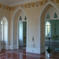 Recuperação Palácio Sintra - Portas Interiores 2 (Trabalho Final)