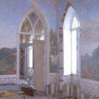 Recuperação Palácio Sintra - Portas Interiores 3 (Original)